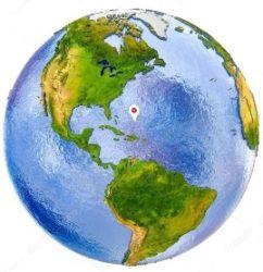Бермудские острова на карте мира Где находятся столица описание погода